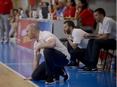 Alan Keane vs Hungary Euro 2016 - FIBA Europe