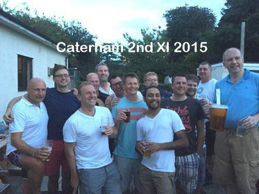 Caterham 2nd XI 2015