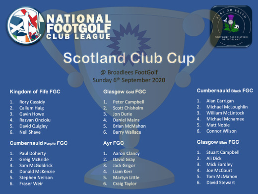 Cup time in Scotland