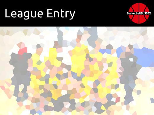 2020/21 League Entry