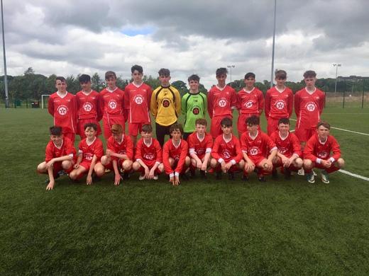 West Cork go down 2-1 to Wicklow
