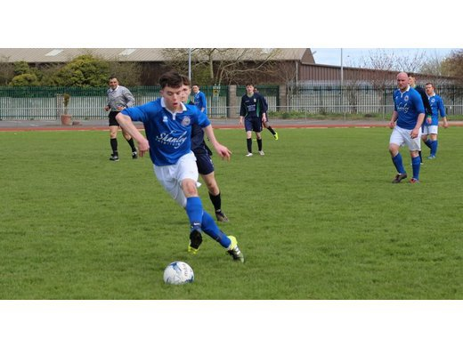 NEFL Fitzsimons Cup Parkvilla 3-1 Donacarney