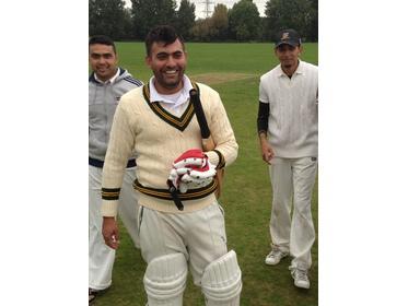 Sarlim Rashid (Stoke Newington CC)