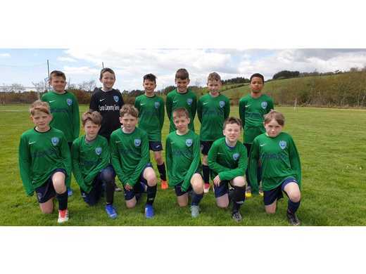 Bay Rovers Rebels U12 - 2019 Season