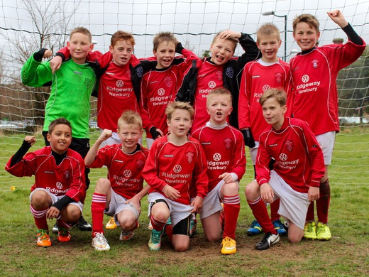 League and Cup Double Winners