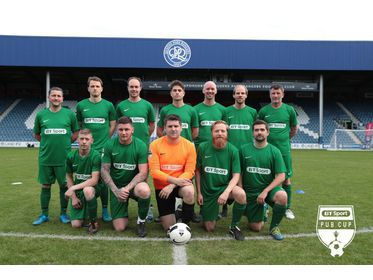 The League team at the BT Sports Cup at Loftus Road 2018