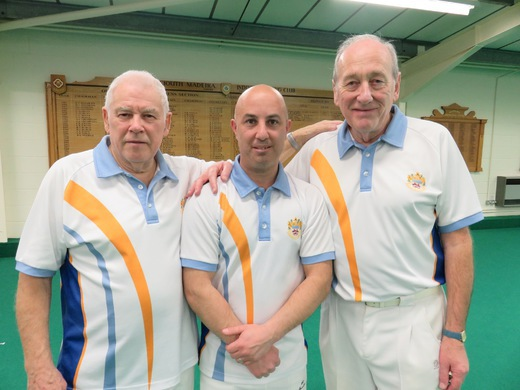 Manor Hotel triples runners-up