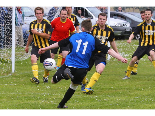 More Sanday pressure - but no goals