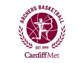 Cardiff Met Archers Basketball Club - Club Logo