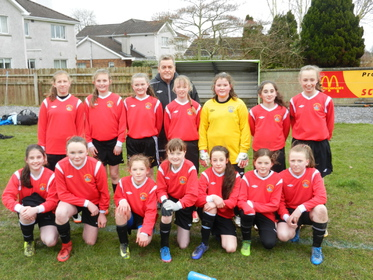 Longford U12 Girls
