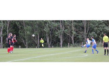 Westport United v Ballina Town - 16/06/18