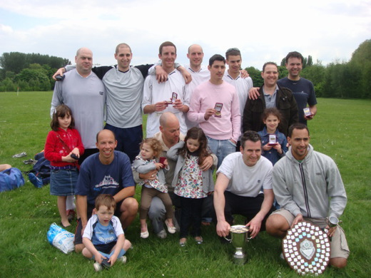 2007-08 Roy's Rovers (MJSL Champions)