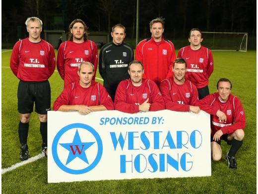 Westport United Masters Team 2015