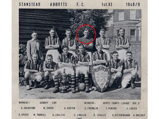 Aubrey Cup winners 1948_49