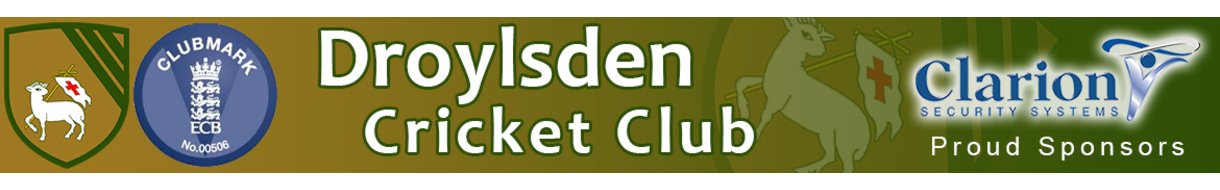 Droylsden Cricket Club