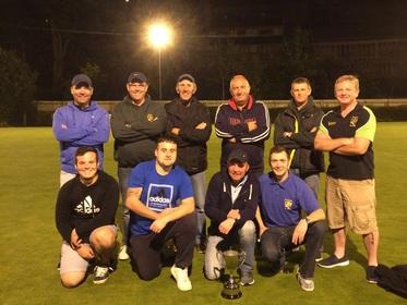 Handicap Cup Winners - Burway