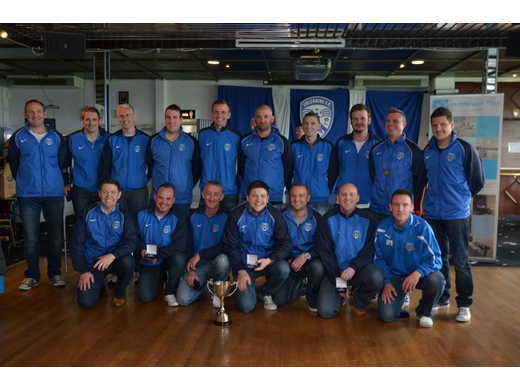 Portrush Old Boys - League Champions