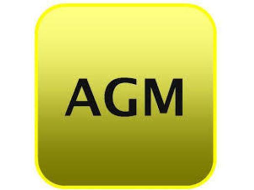 AGM & Presentation Evening 2018