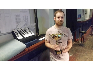 Division 4 Champion Summer 2015, Ian Elliott