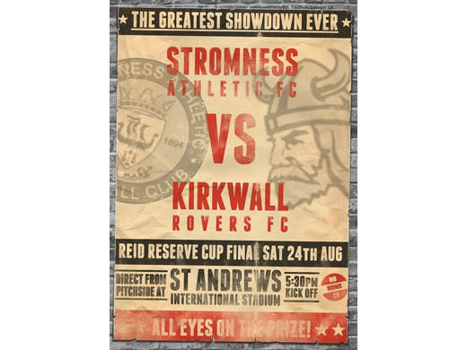 Rovers Reserves 3 Stromness Reserves 2