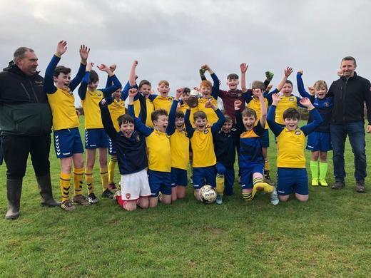 Kilmichael Rovers U12 - 2019 WCSL U12 Div1A CHAMPIONS