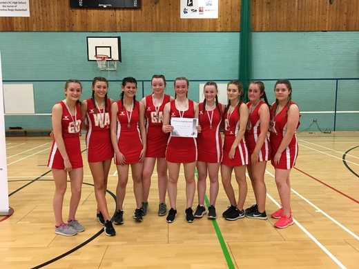 S3 League Runners Up 2018!