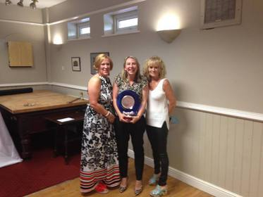 Most improved prayer - Claire Peacock FMS - 2018