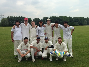 Stoke Newington CC May17th 2014