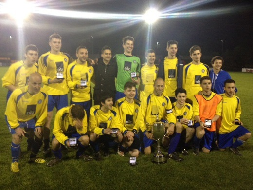 2013-14 Maccabi Mcr 2nd (Shonn Trophy Winners)