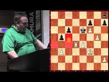 Rook and Pawn Endings Lecture