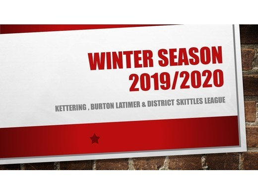 Winter League on hold
