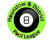 Hounslow & District Pool League - Logo