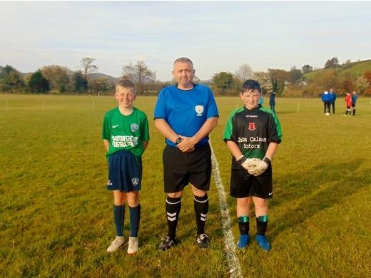 Bay Rovers v Drinagh Rangers U13 PL - 2019 Season