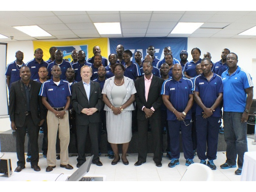 GFA Clubs and Executive Members attended FIFA Club Management Course.