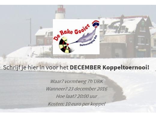 Kerst Koppeltoernooi (Update)