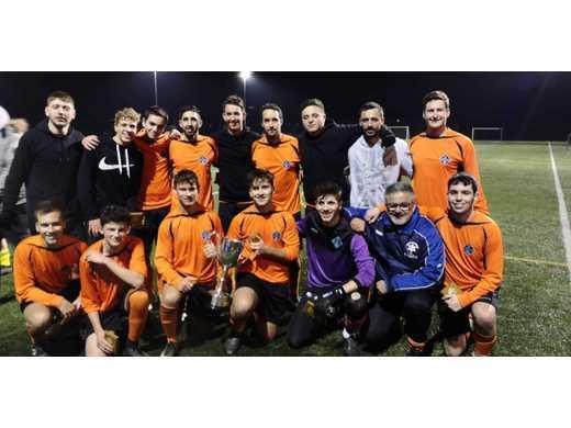 MJSL win Darren Rose Memorial Trophy