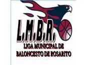 LIGA MUNICIPAL DE BALONCESTO DE ROSARITO - Logotipo