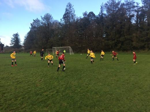 Castlelack v Bunratty U13PL Nov 2017