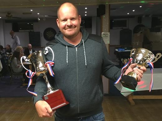 Captains Cup Champion - Steve Forrest