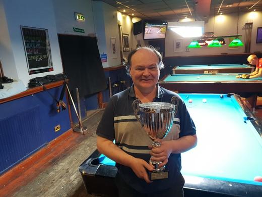League Cup Winner Summer 2018, Mick Jones
