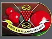 STAFFORDSHIRE & WEST MIDLANDS BILLIARDS & SNOOKER ASSOCIATION - Logo