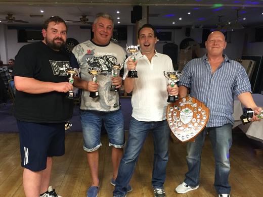 Division 2 Winners - Rat Pack
