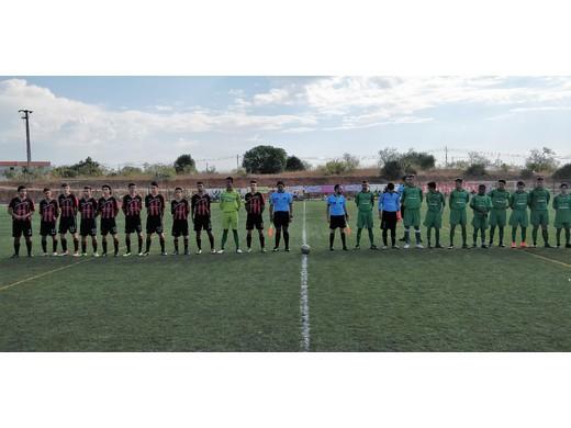Época 2018-2019 - Camp Distrital 1ª Divisão Juvenis: Guia FC 2 - Olhanense 1