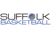It's all about Basketball in Suffolk - Logo
