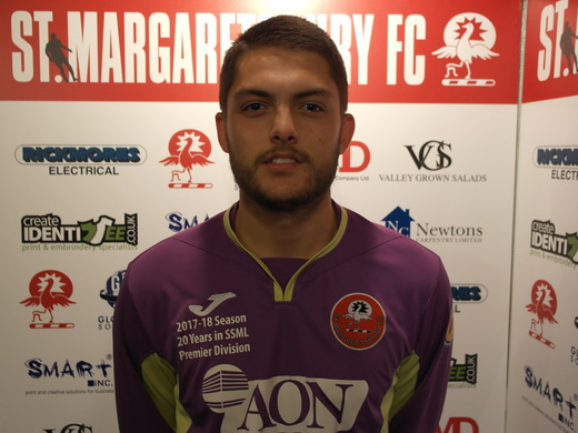 Reece Grundy - Goalkeeper