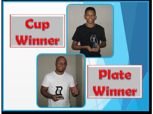 PRETORIA CUP + PLATE : Jayden vd Merwe + Marlin Boyd 5 May 2018