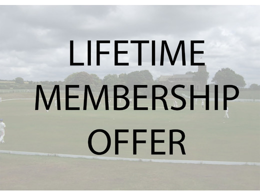 Lifetime Membership Offer - Limited Time Only