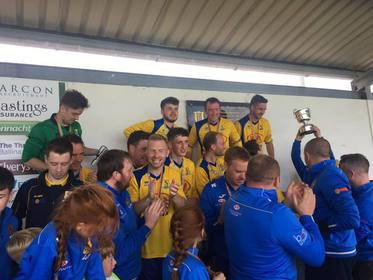 Snugboro United lift the Tonra Cup