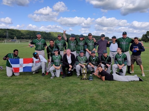 The 2019 SWBL Champions - Yeovil Whirlwinds