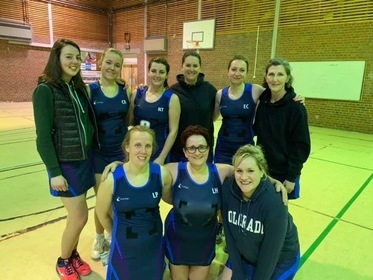 Jets Division 2 Winers 2019